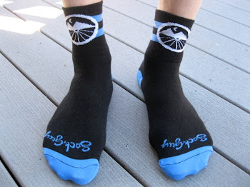 Mountain Bike Division Socks!