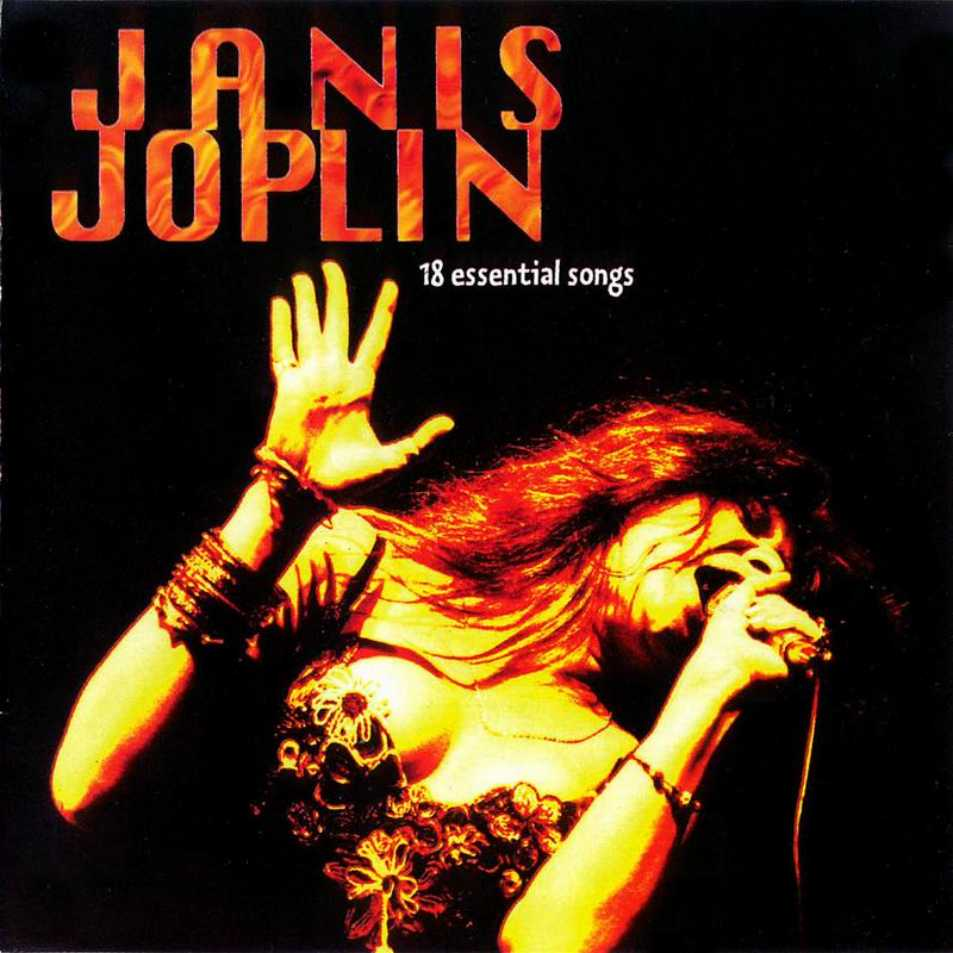 18 Essential Songs By Janis Joplin Cd Quot Ball And Chain