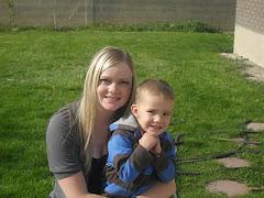 Mommy & Austin