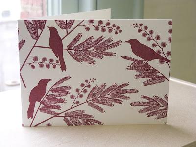kirin notebookthe blog of lara cameronLetterpress cards from