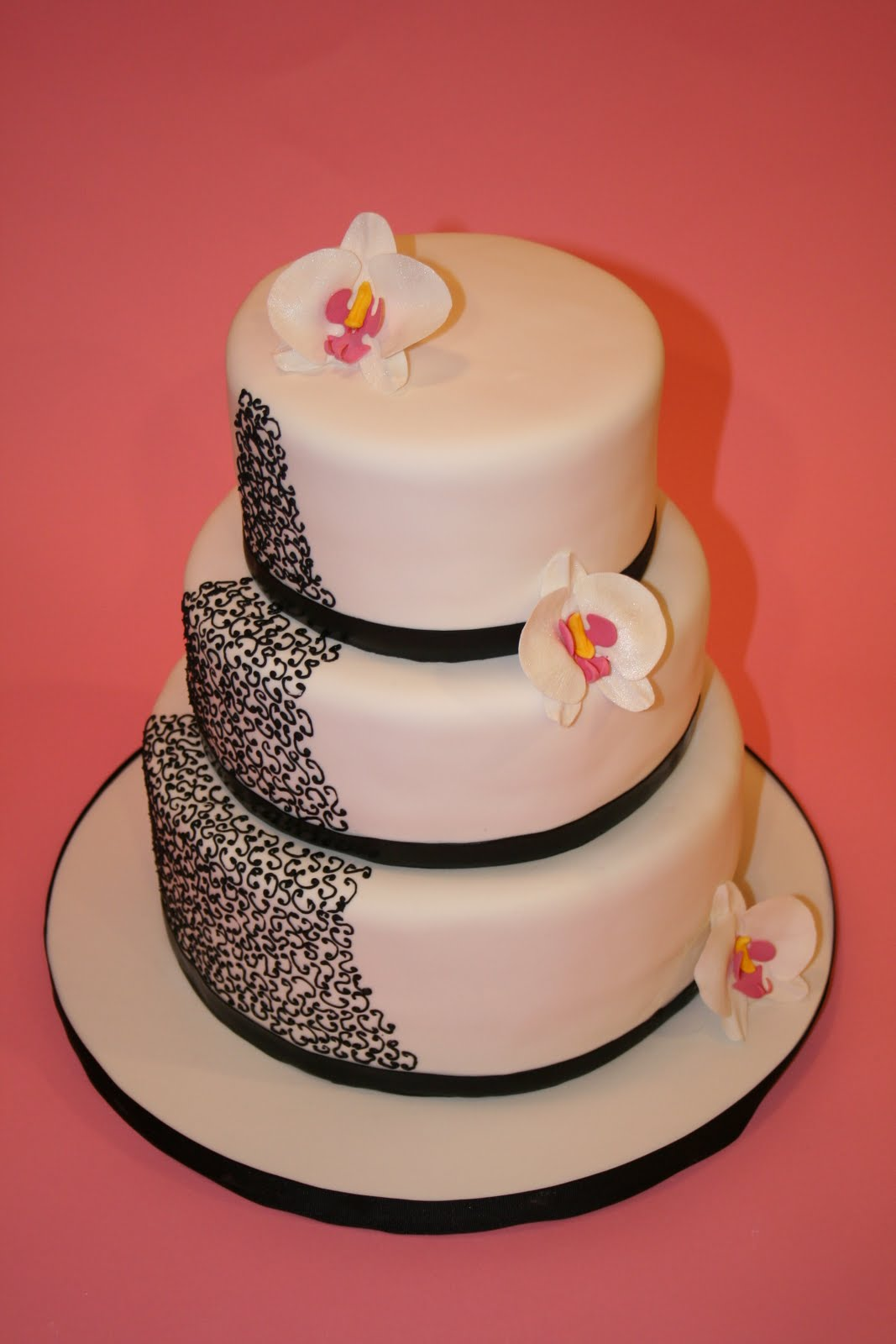 New Design For Wedding Cake : Sweet Grace, Cake Designs: June 2010