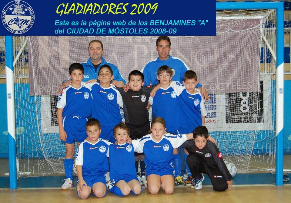 GLADIADORES 2009