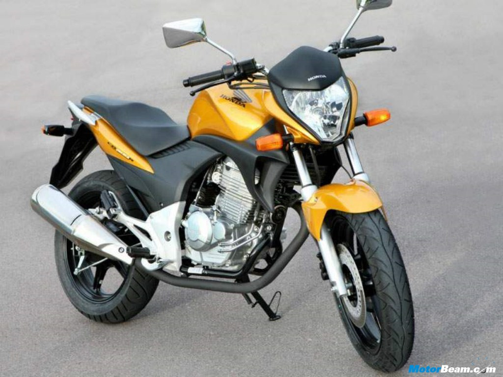 Honda Cb Dazzler 150cc New Products