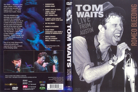 Tom Waits - Romeo Bleeding: Live from Austin (1978)