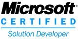 Microsoft Certified Solution Developer .NET