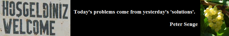 Özgür Aytekin - Today's problems come from yesterday's solutions