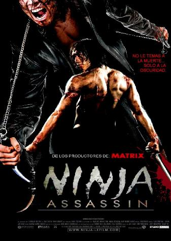 Ninja assassin capitulos