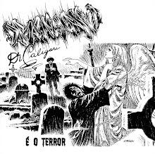 DR CALIGARI - É O Terror (Prod.DJ Caique)