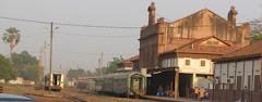 "Llegada del ""Expreso"" a Bamako"