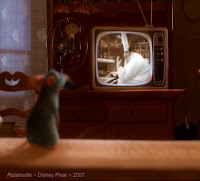 Remy wanted to learn how to cook in 'Ratatouille'