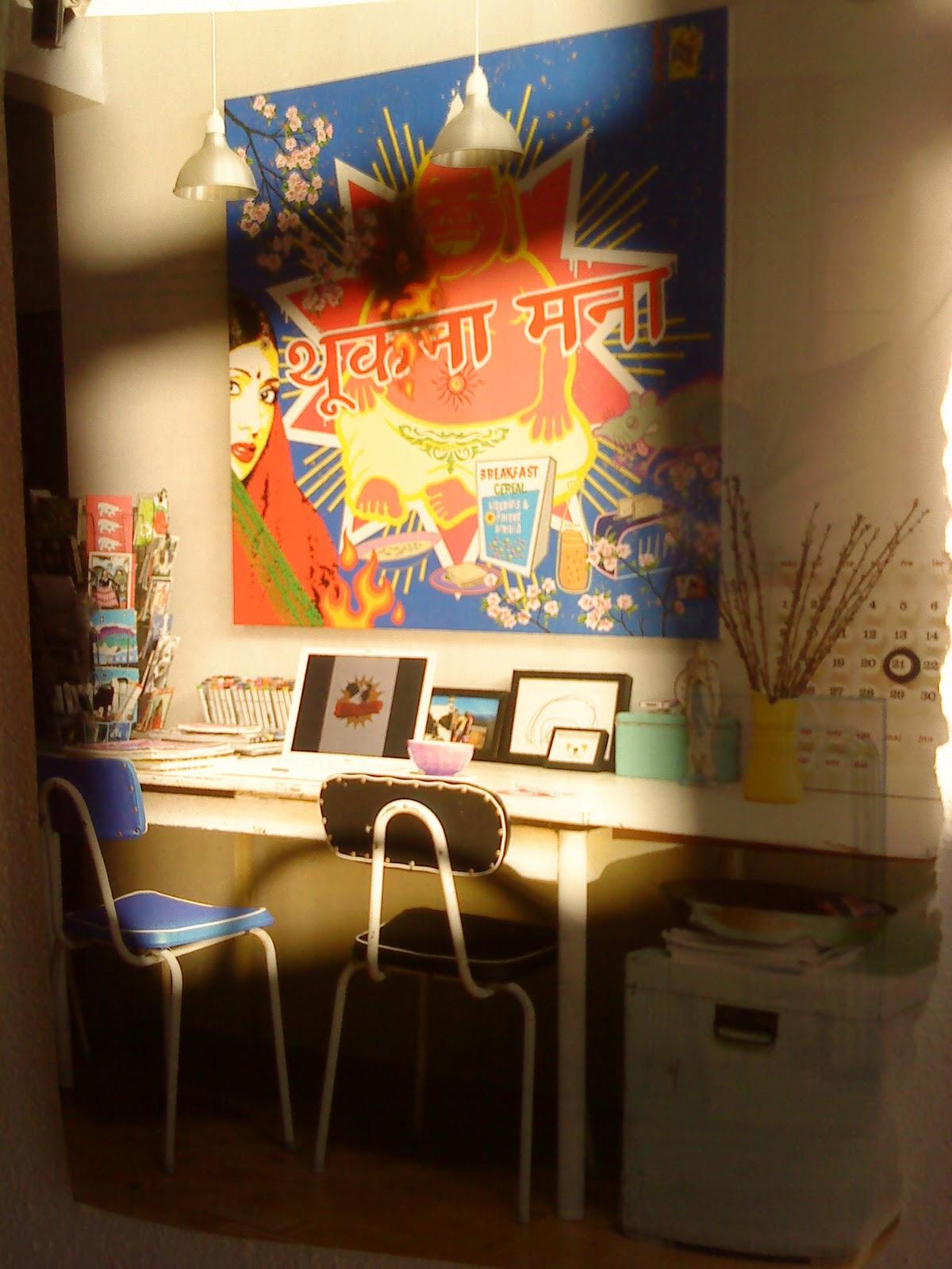 kirkeby indisk krea rums inspiration. Black Bedroom Furniture Sets. Home Design Ideas