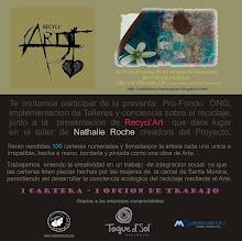 Invitacion Exposicion de Arte