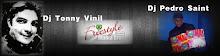 DJ TONNY VINIL  BY PEDRO SAINT