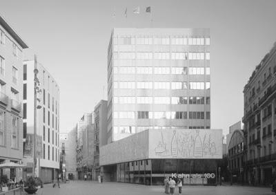 M2ds architects blog expo los brillantes 50 madrid - Colegio arquitectos barcelona ...