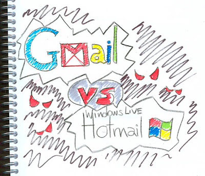 Gmail Vs Hotmail
