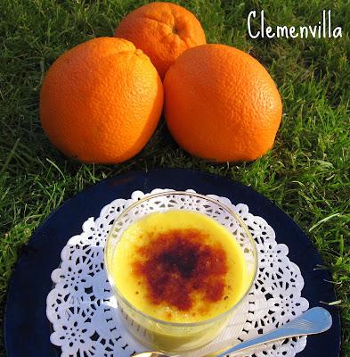 RAC- Sopa de Calabaza y Naranja