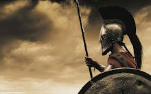 """""""Viajero ve a Esparta y di que aqui hemos muerto en obediencia a sus leyes"""""""