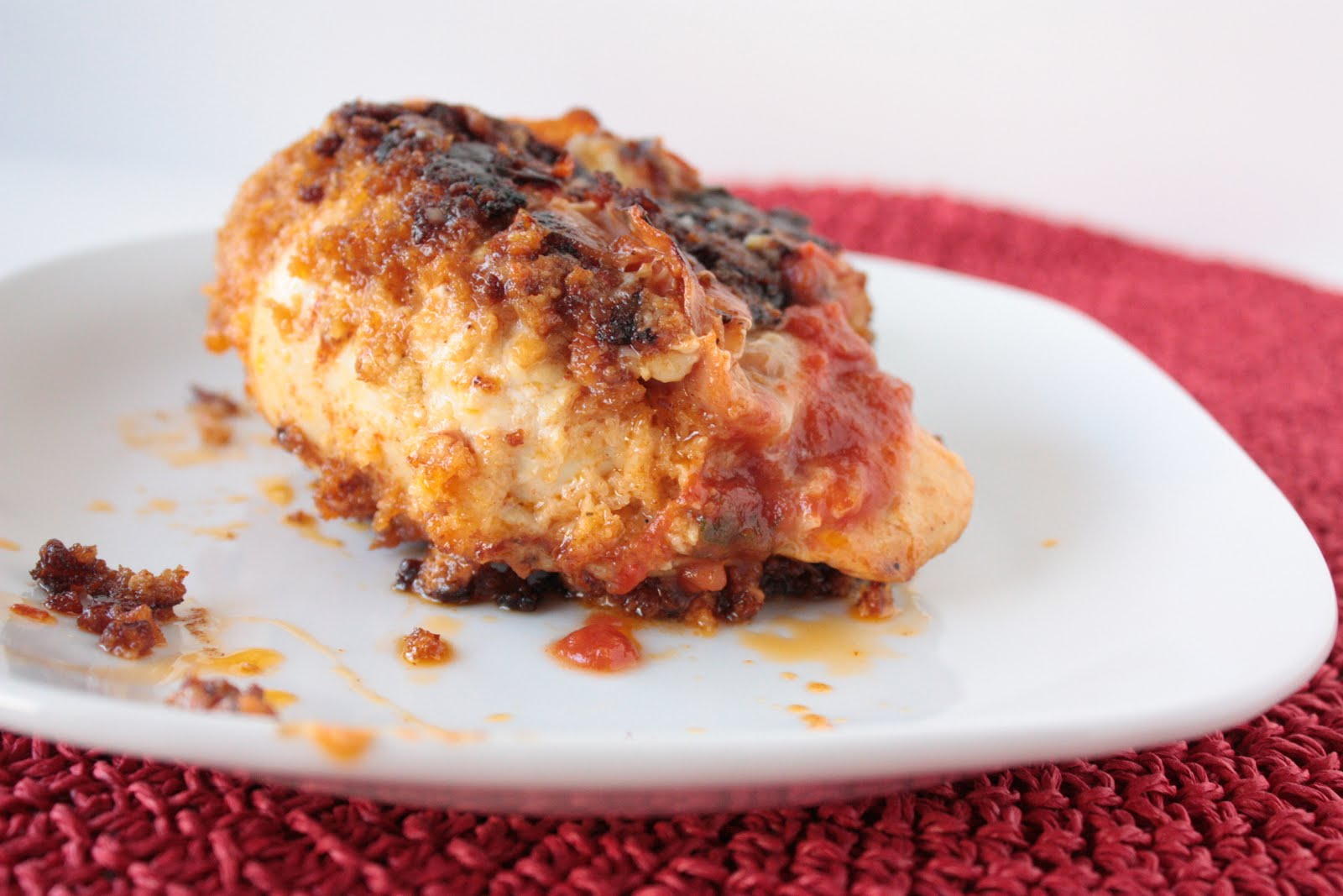 chicken with ham and cheese