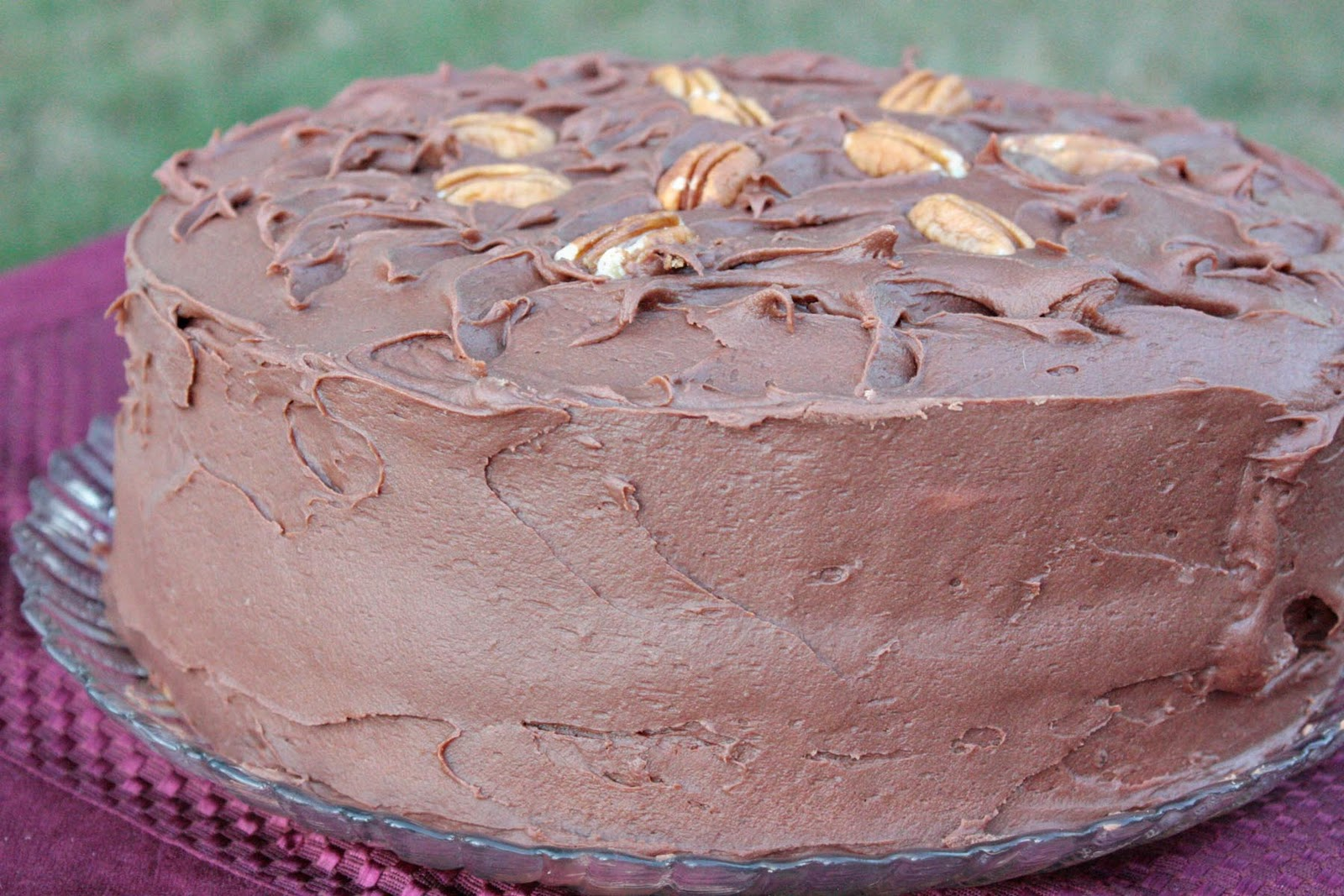 chocolate cream cheese icing 8 oz semi sweet chocolate 8 oz cream ...