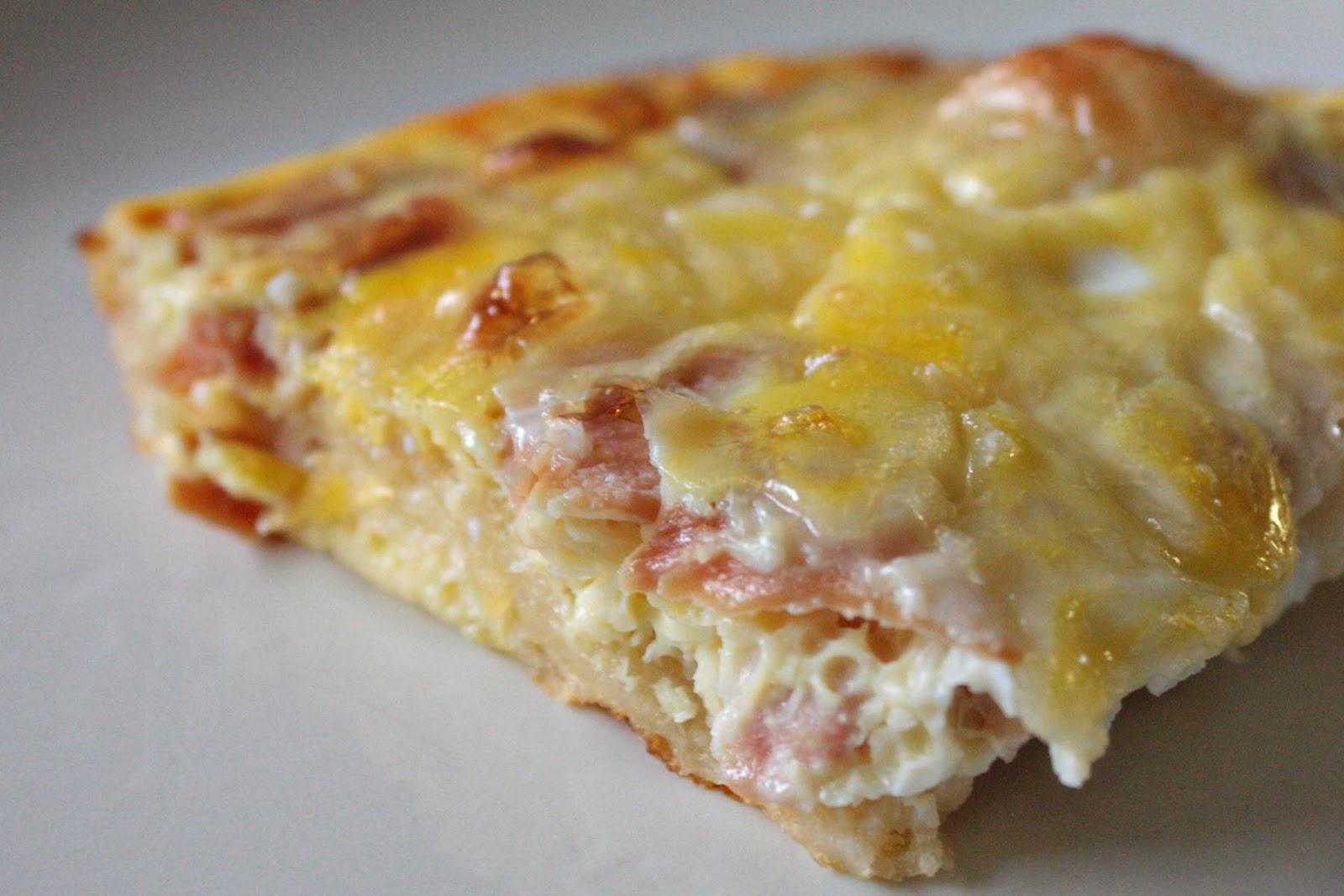 Momma Hen's Kitchen: Bacon, Egg, and Cheese Breakfast Casserole