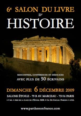 Le blog de bernard antony 6e salon du livre d 39 histoire - Salon du livre gaillac ...