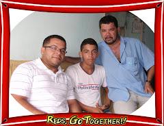 Filhos Genilson e Mateus