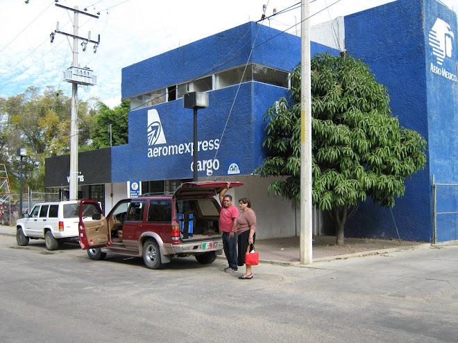 Donativo de Carreola por Maquinaria y Elevacion de Cd. Juarez, Chih.S.A de C.V
