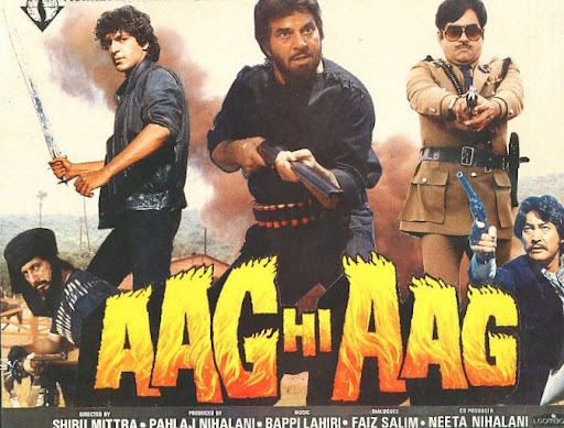 Aag Hi Aag Mp3 Song Downloading - downloadsongmusic.com