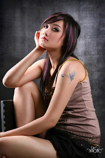Foto Model Sexy Indonesia Yang Hot