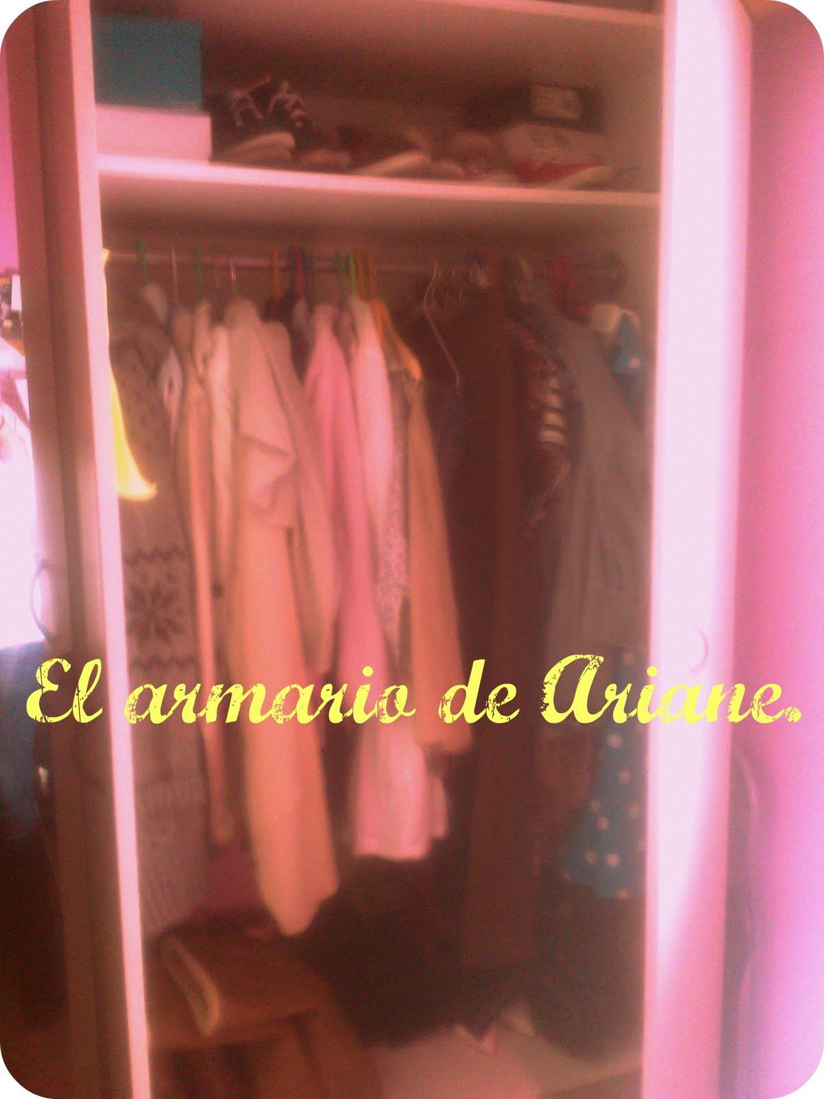 El armario de Ariane