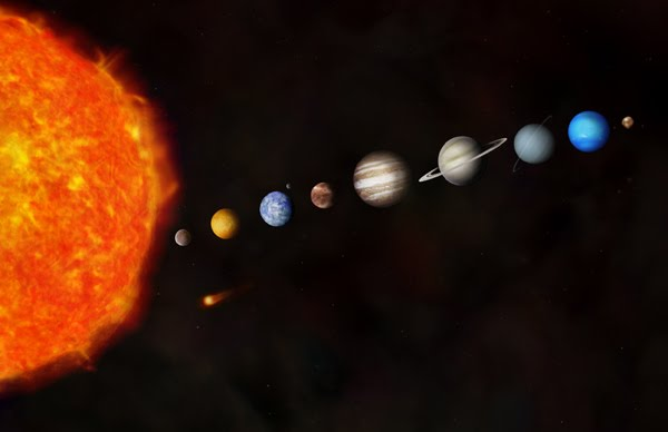 Tata Surya Sejajar pada 4 Januari 2014, Hoax!