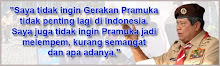 majukan pramuka di Indonesia