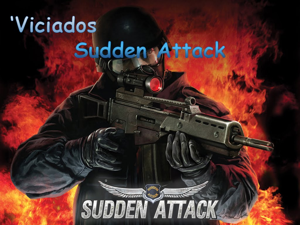 Viciados Sudden Attack