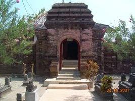 Gerbang masuk Makam Mantingan (Wisata Jepara)