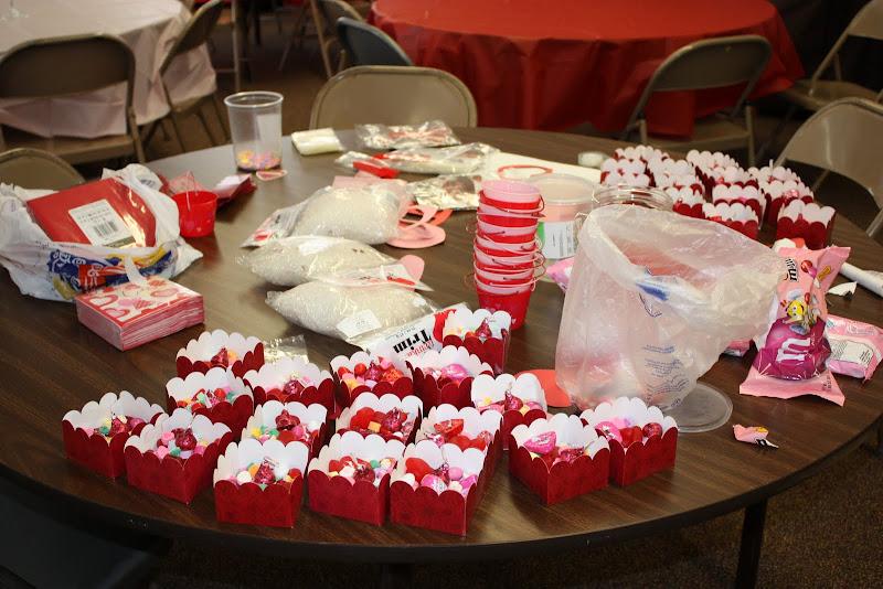 Sweet Valentine Banquet Design