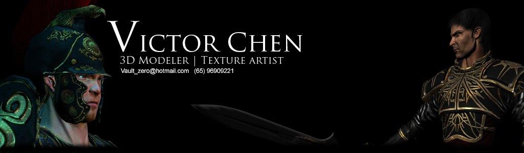 Victor Chen's Online Portfolio