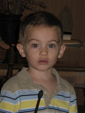 Haiden, age 3, with Autism