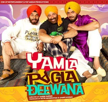 Yamla Pagla Deewana Watch Hindi movie online