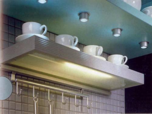 Iluminar cocina con led - Luces led para cocina ...