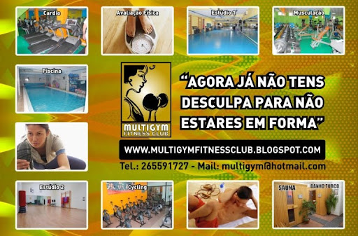 MULTIGYM FITNESS CLUB - SETÚBAL