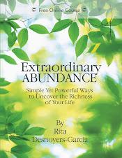 Extraordinary Abundance Book