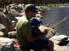 Fishing with Dada
