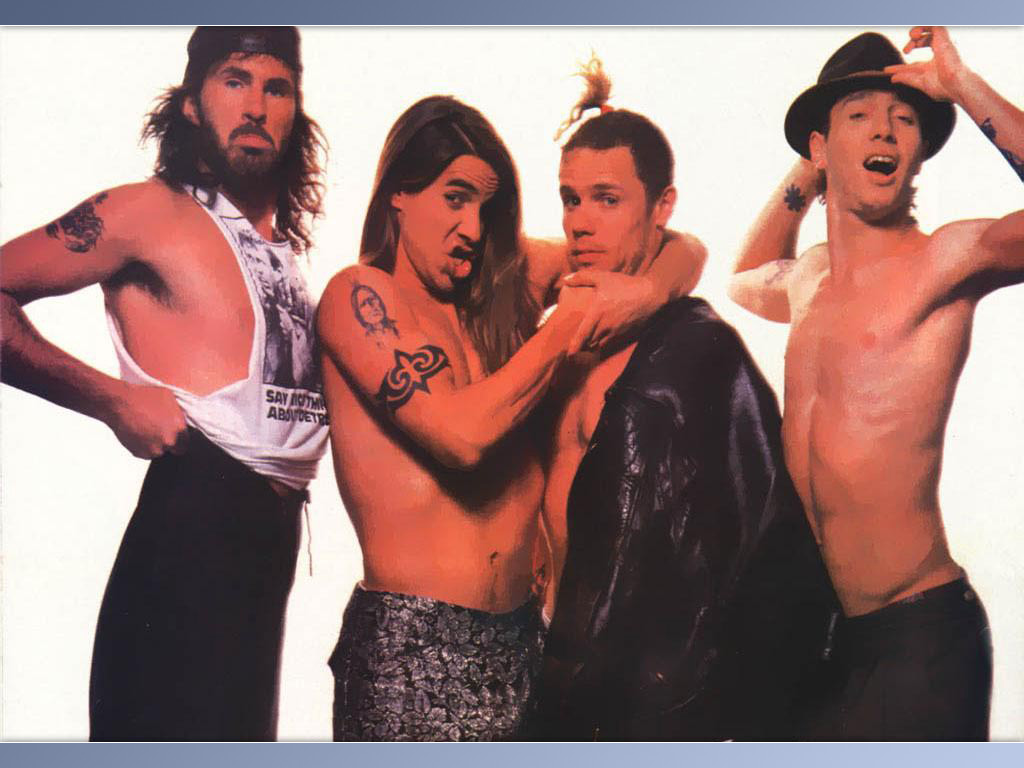 red hot chilli peppers - photo #12