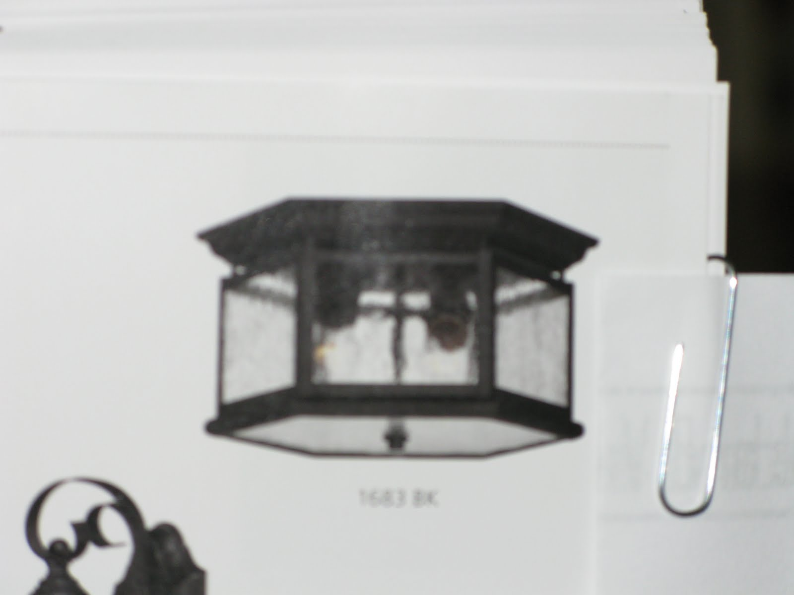 Jane S Home Selections Carport And Breezeway Lighting