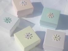 Handmade Daisy Boxes