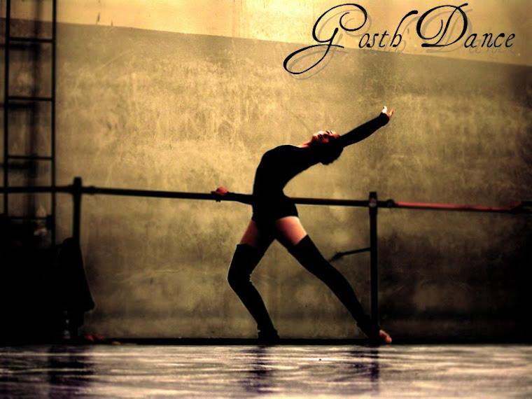 Bailarina sin zapatos