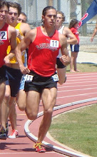 Blake was a member of the Davidson cross-country team.