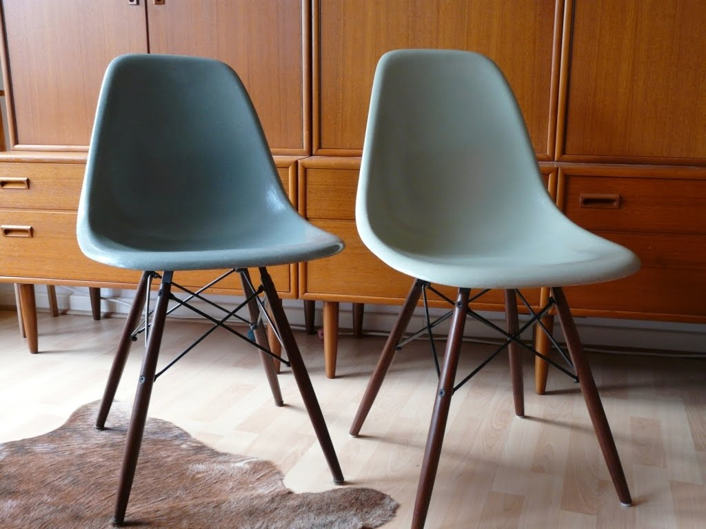 Fat Cat: Bye Bye Thonet, Hello Eames