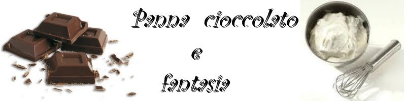 panna cioccolato e fantasia