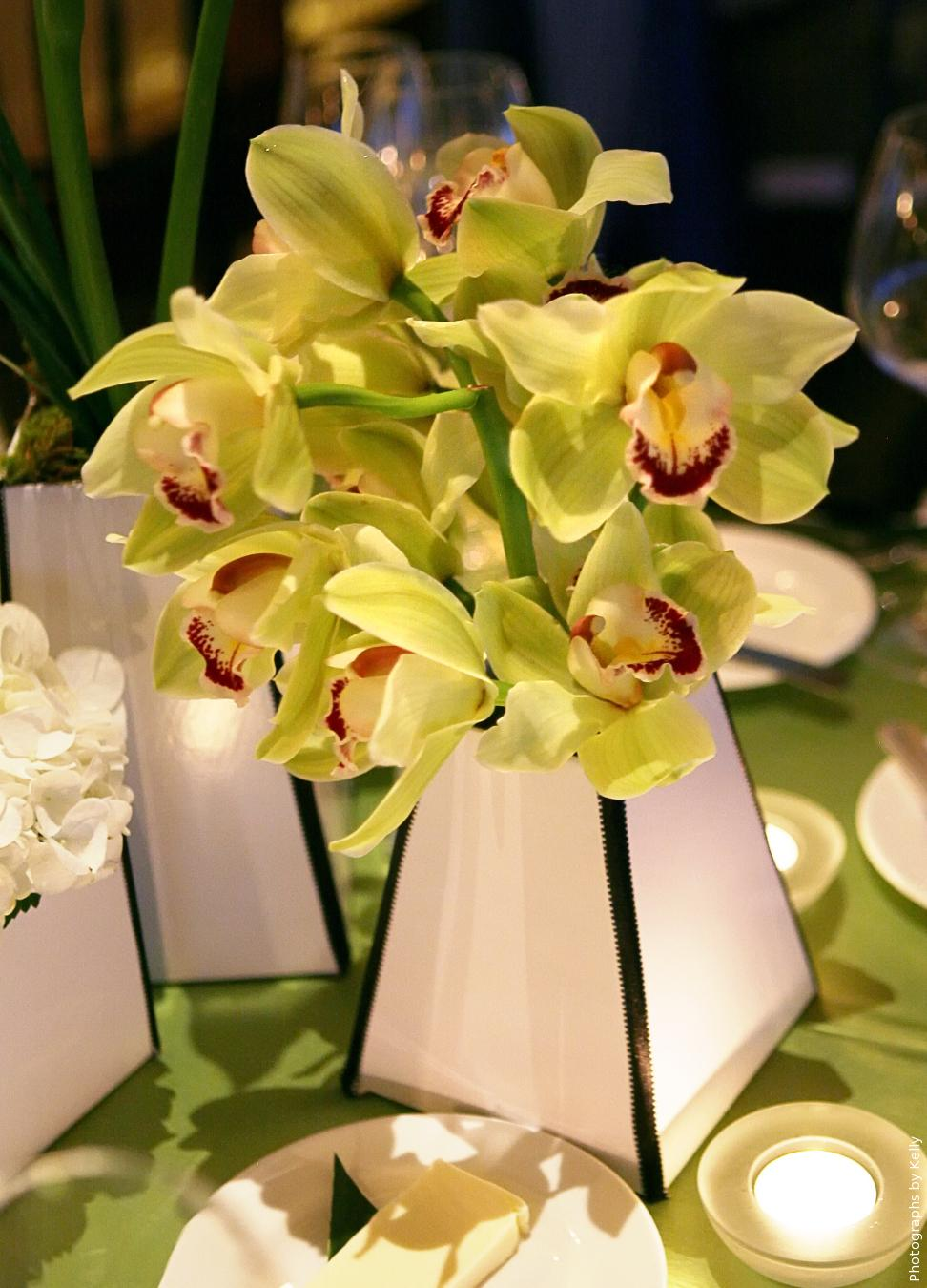 Premium flowers wedding themes orchid